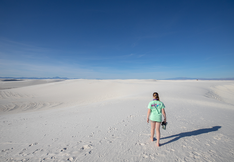White Sands National Park things to do