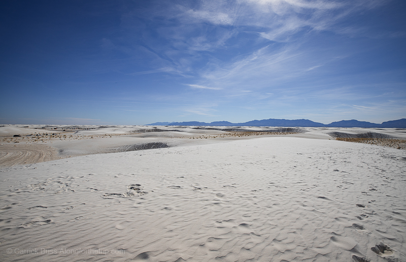 What to do at White Sands National Park