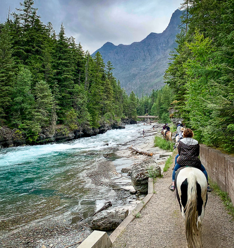 Best things to do in Glacier National Park - Horseback Riding