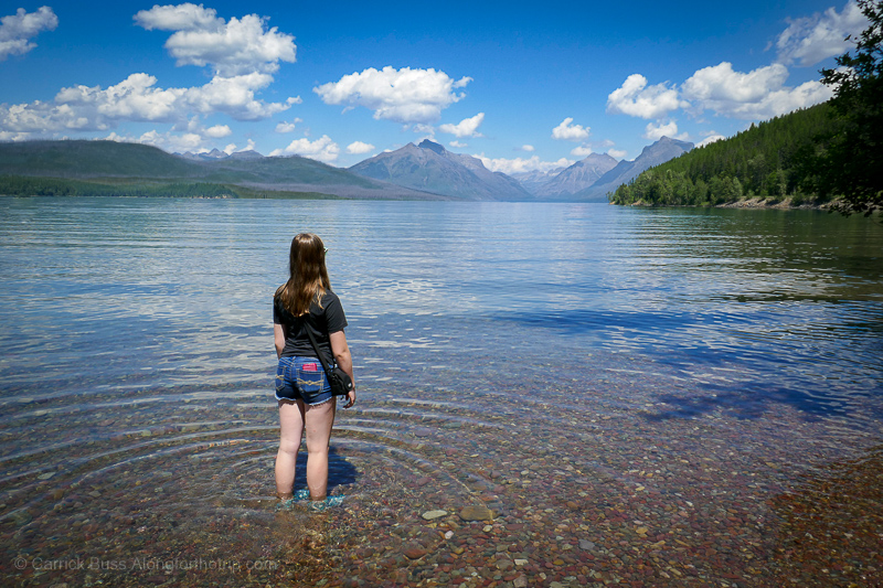 Things to do in Glacier National Park - Lake McDonald