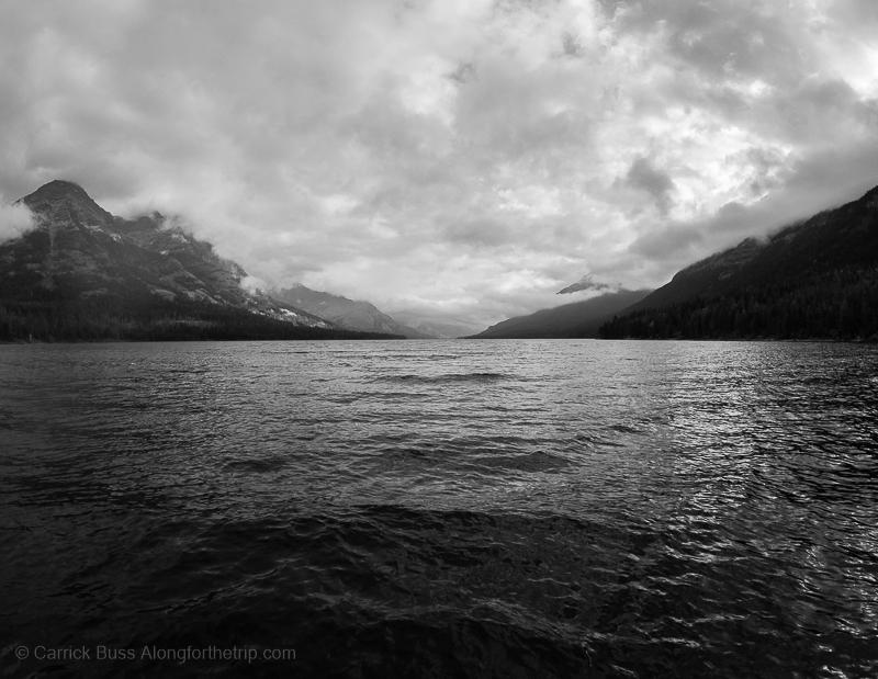 Waterton Lake Glacier NP