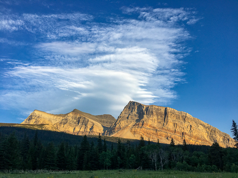 Things to see in Glacier National Park