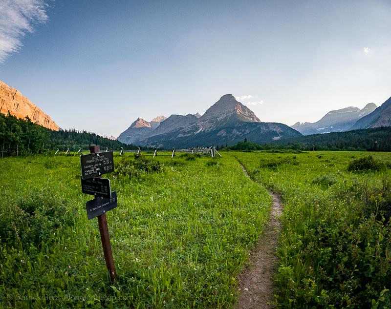Hike Glacier National Park